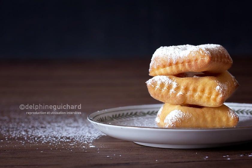 Les bugnes, beignets de Carnaval moelleux ou craquants